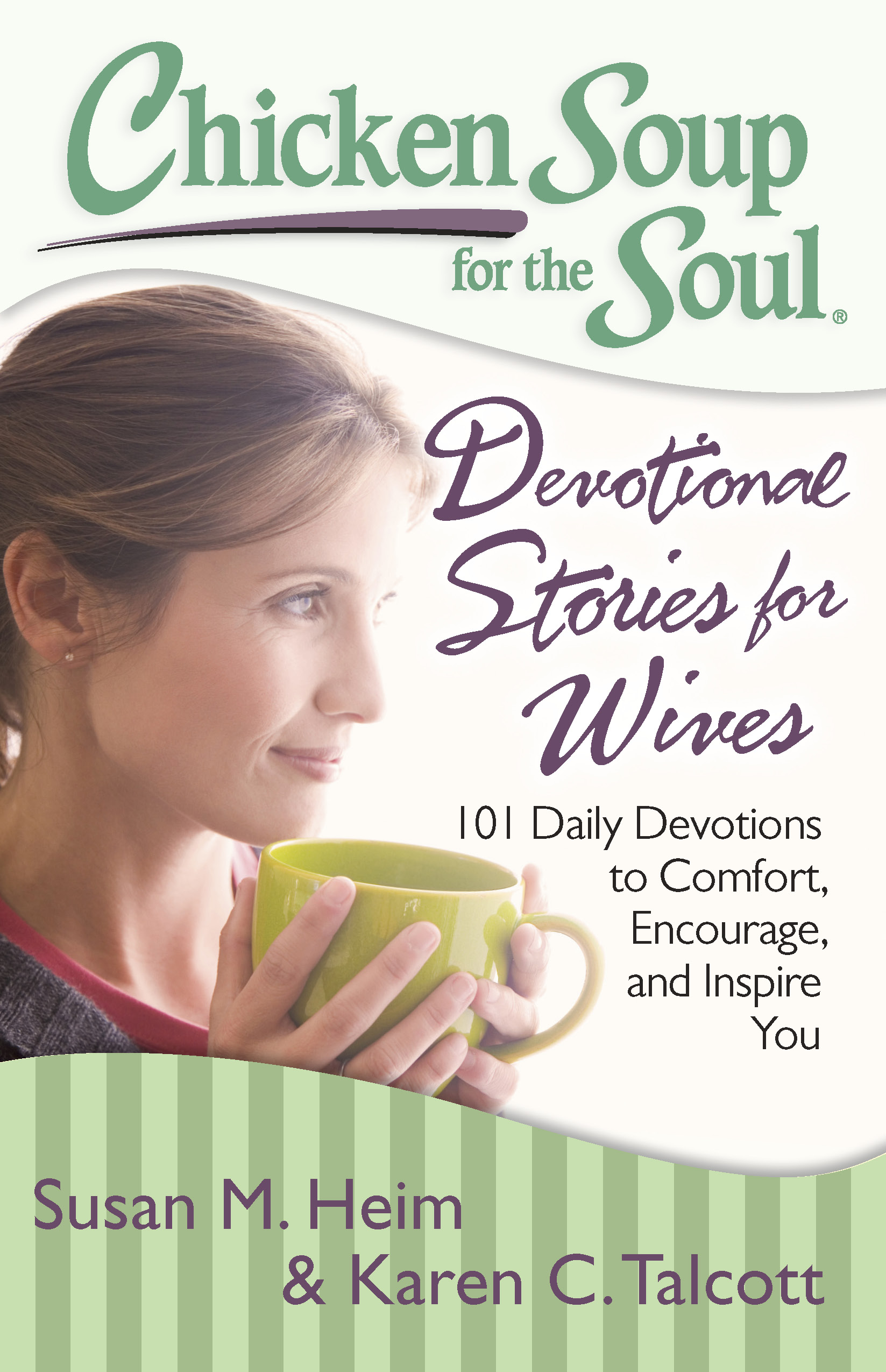 I have an article published in Devotional Stories for Wives.